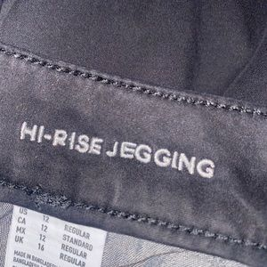 American Eagle high rise jeggings